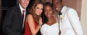 download this Fabrice Muamba Footballer Marries Girlfriend Shauna ...