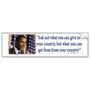 Bumper Stickers Quotes Sticker Anti Obama