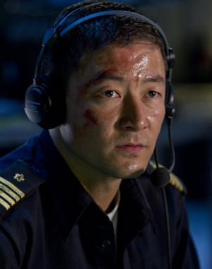 Tadanobu Asano Steals Scene in Battleship