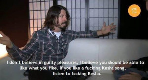 nirvana dave grohl foo fighters