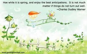 Spring quotes, spring quote, quotes about spring