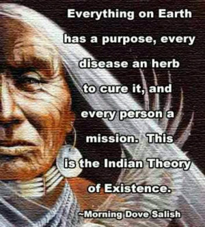 Native American Indian philosophy