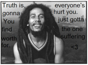 Famous Quotes by Bob Marley - Love, Life, Happiness
