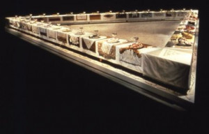Exhibitions: The Dinner Party by Judy Chicago