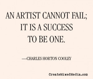 for artists these quotes are not meant to be the inspirations ...