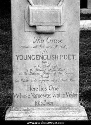Gravestone quotes