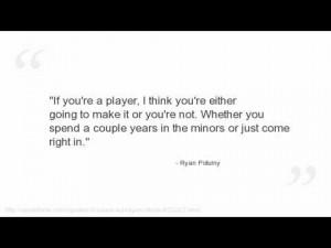 Hockey Quotes Thumbs Tokiilab