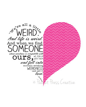 Related Pictures seuss weird love quote best