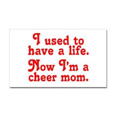 Cheer Mom Shirts