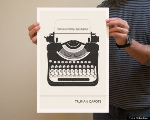 ... Robertson Of 'Obvious State' Makes Charming Literary Posters (PHOTOS