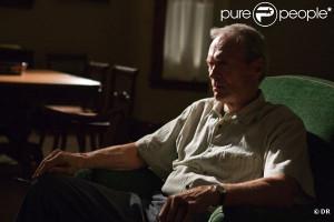 Clint Eastwood dans Gran Torino. C'est le dernier film où il est ...