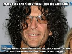 Howard Stern and crew from his show