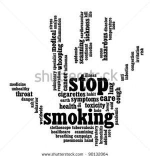 encouraging quotes for stopping smoking quotesgram