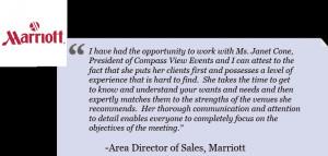 Marriott Quotes