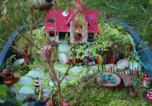 cute fairy Paganism wiccan pagan wicca fairies fairy garden