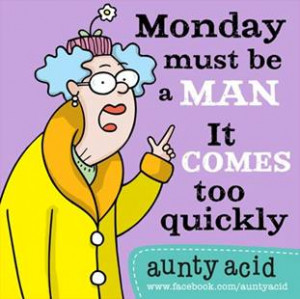 Friday Funnies #26 Aunty Acid The Seven Dwarfs & More
