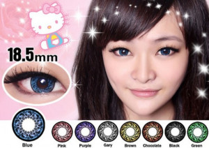 Hello Kitty Contacts2