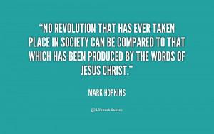 Revolutionary Quotes of Jesus