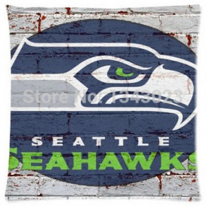 Nfl Seattle Seahawks Funny Quotes Zippered Pillowcase Rectangle Size ...