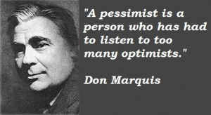 don marquis quotes and sayings