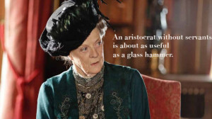 Beauty Product from Her Ladyship on Downton Abbey