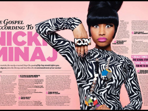 Nicki Minaj Wallpaper Quotes Wallpaper