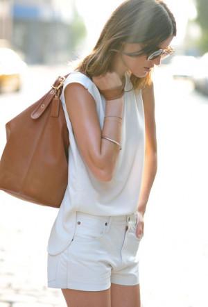 Street Style - Denim - Hanneli Mustaparta - TheStyleDraft