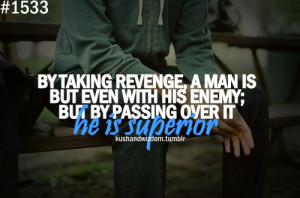 revenge | kushandwizdom # revenge # quote # wiseQuotes Inspiration ...