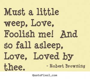 ... by and sarah anna robert browning quotes tinkle homeward thro part of