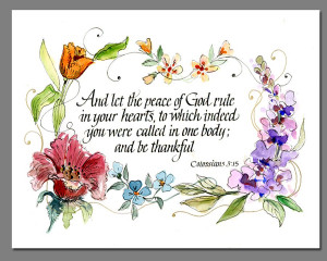 Confirmation Bible Verses