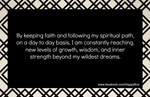 ... , and inner strength beyond my wildest dreams. #affirmations #quotes