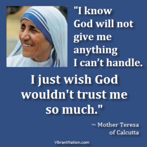Mother Teresa Quotes On Mercy Quotesgram
