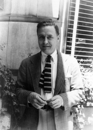 Scott Fitzgerald spent the last few years of his life working on movie ...