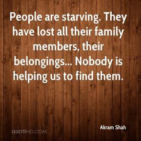 Finding Lost Family Quotes