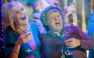 Jennifer Gibney and Brendan O'Carroll as Cathy and Agnes Brown Photo ...