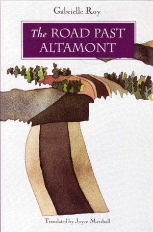"""Start by marking """"The Road Past Altamont"""" as Want to Read:"""