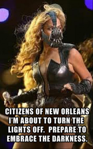the beyonce super bowl pictures, citizens of new orleans, I'm about to ...