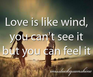 ... couple feel love miss lucky sunshine missluckysunshine quote quotes