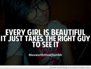 Every Girl Is Beautiful