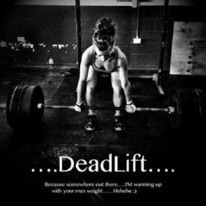 what's your deadlift goal?