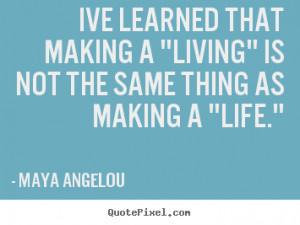 Image of maya angelou inspirational quotes