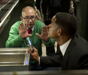 Barry Sonnenfeld Talks Shooting Men in Black 3 Without a