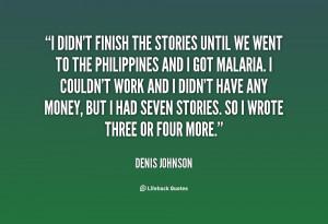 Finish Quotes