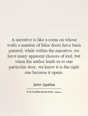 Quotes False Narratives