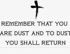 ... Lent Quotes: David Mills – Ash Wednesday's Double Meaning · Lent