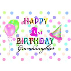 Birthday Wishes For Granddaughter Happy Birthday Quotes To