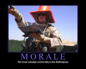 Morale Quotes