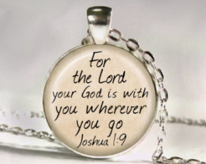 Christian jewelry, Quote jewelry,Ch ristian pendant,Christian necklace ...