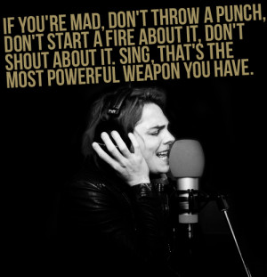 Gerard Way Quotes Tumblr Funny Doblelol