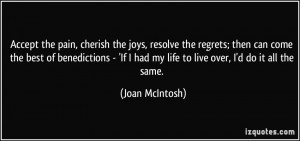 More Joan McIntosh Quotes
